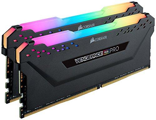 Kit Mémoire Corsair Vengeance RGB Pro 32Go (2x16Go) DDR4 3200 MHZ