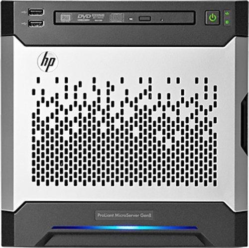 Microserver HP G8 - 4 Go Ram, Intel G1610T 2.3 GHz, Matrox G200