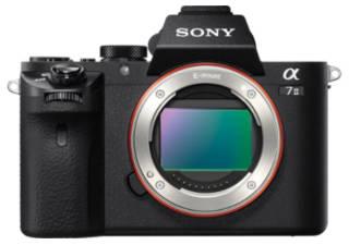 Appareil Photo Sony Compact Hybride Alpha 7 Mark II - Boitier nu