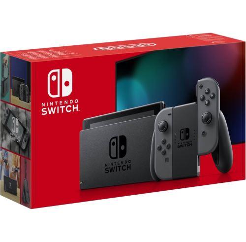 Pack Console Nintendo Switch + Zelda Breath of the Wild