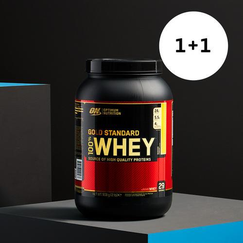 2 Pots de Protéines Whey Optimum Nutrition (bodyandfit.com)