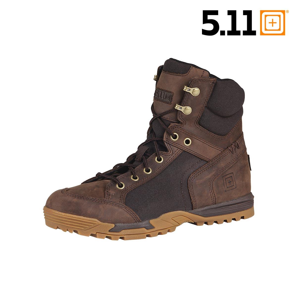 """20% de réduction sur tout le site (hors exceptions et promotions) - Ex : chaussures Pursuit Advance 6"""" 5.11 Tactical - Terrang.fr"""