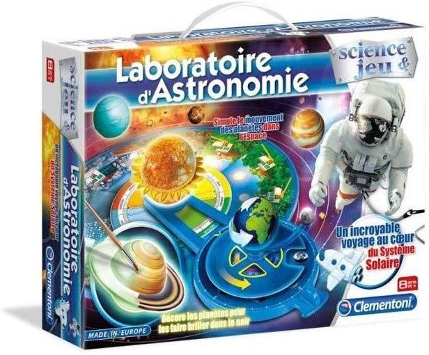 Jeu Scientifique Laboratoire d'Astronomie Clementoni - 52282