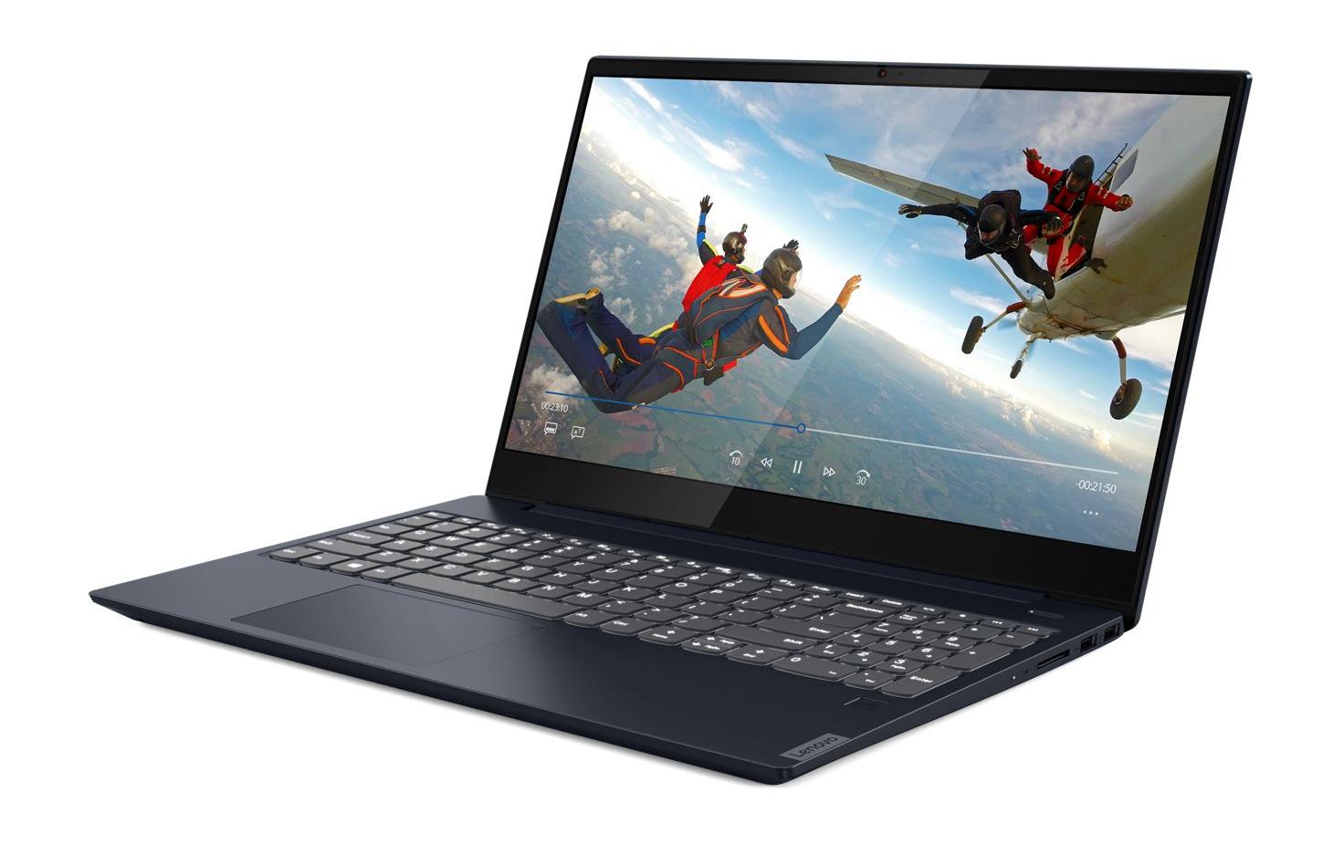 "PC Portable 15.6"" Lenovo Ideapad S340-15API-003 - Full HD, Ryzen 5 3500U, RAM 4 Go, SSD 256 Go, Windows 10S"