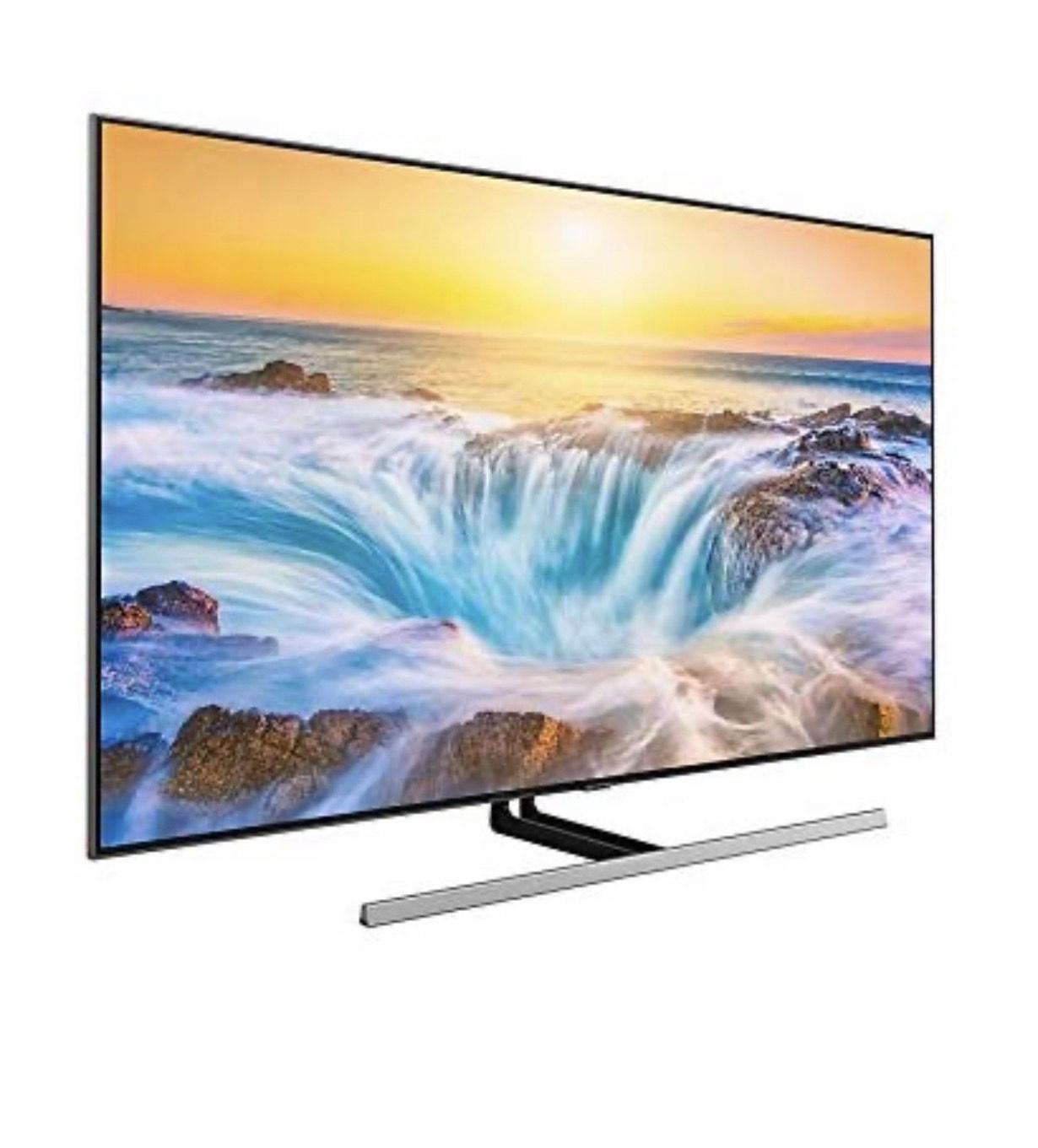 "TV QLED 65"" Samsung QE65Q85R - Full LED, 4K UHD, HDR 1500, Smart TV (Vendeur Tiers)"