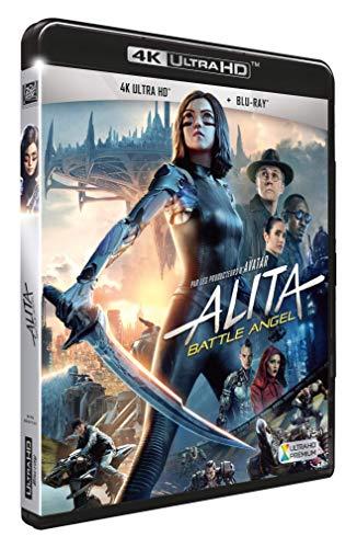 Blu-ray 4K UHD Alita: Battle Angel (+ Blu-ray)