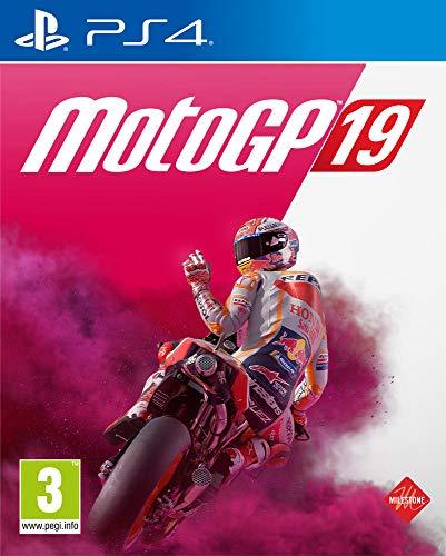 Jeu MotoGP 19 sur PS4