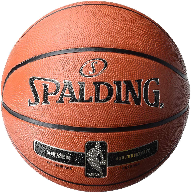 Ballon de basket Mixte Spalding Silver - Taille 7