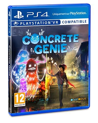 Concrete Genie sur PS4 / PSVR