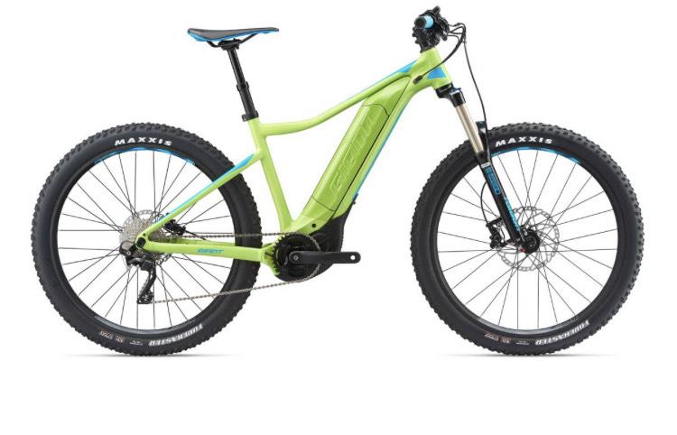 Vélo électrique Giant Dirt E+ 2 Pro Printemps 2019 - taille XS (via retrait en magasin)
