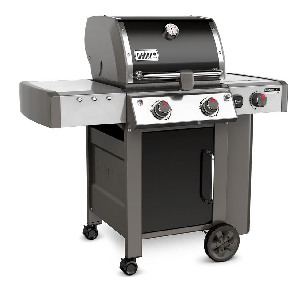 Jusqu'à 60% de réduction sur une sélection de barbecues et accessoires Weber - Ex : Barbecue à gaz Genesis II LX E-240 GBS