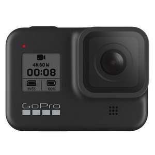 Caméra sportive GoPro Hero 8 Black Edition (+ 33.9€ en SuperPoints)