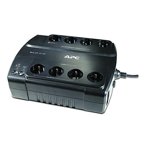 Onduleur offline APC Back-UPS ES - 8 prises, 700 VA, 230 V