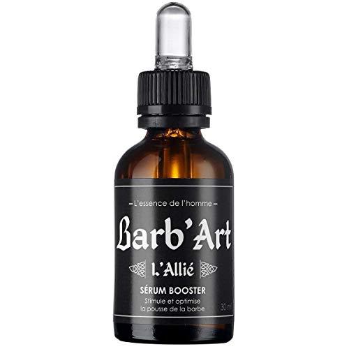 Huile à barbe aux 5 huiles végétales Barb'art (Vendeur tiers)
