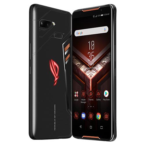 """Smartphone 6"""" Asus ROG Phone - full HD+, SnapDragon 845 OC, 8 Go de RAM, 128 Go"""