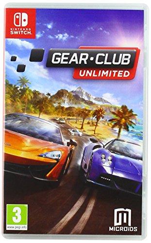 Gear.club Unlimited sur Nintendo Switch (vendeur tiers)
