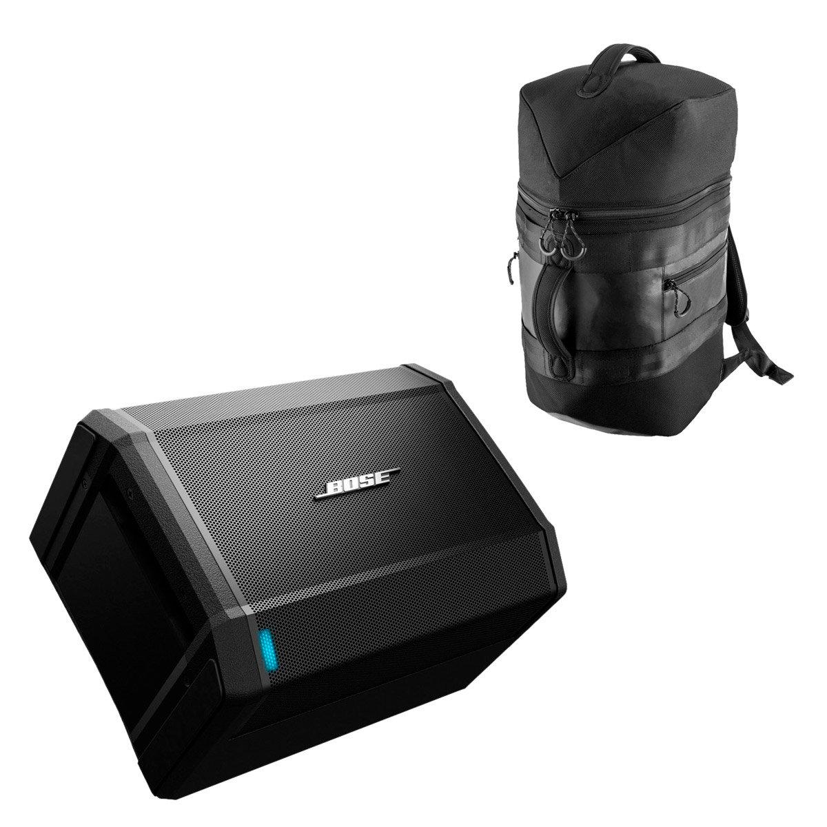 Pack enceinte de sonorisation active Bose S1 Pro + sac à dos