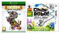 Sélection de Jeux en Promotion - Ex : Chibi-Robo! Zip Lash sur 3DS  ou Rare Replay sur Xbox One