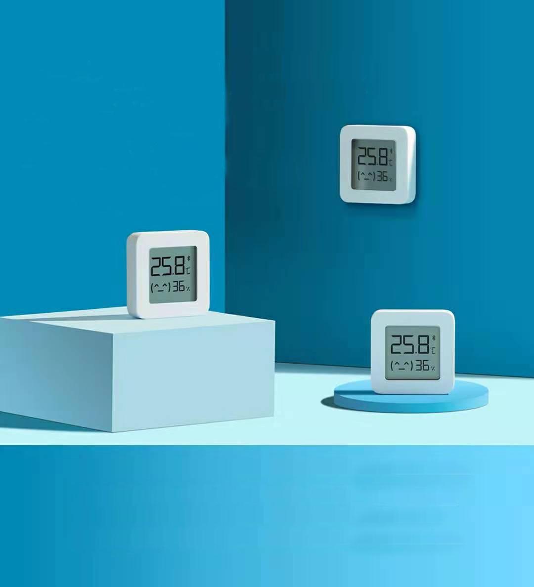 Lot de 3 Capteurs de température et d'humidité Xiaomi Mijia V2 - Bluetooth