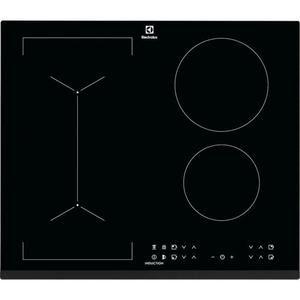 Table de cuisson Induction Electrolux LIV6343 - 4 foyers - 7350W - Revêtement verre - Noir