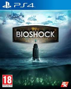 Bioshock : The Collection sur PS4