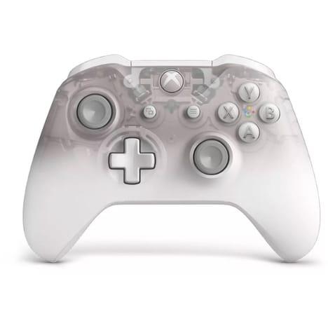 Manette Microsoft Xbox One Phantom White