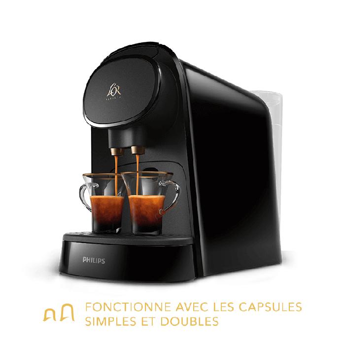 Machine à café L'Or Barista+ 200 capsules de café L'Or Espresso