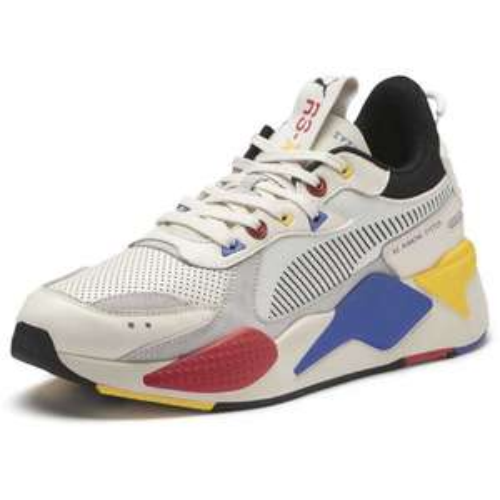 Baskets Puma Select RS-X Colour Theory Whisper White