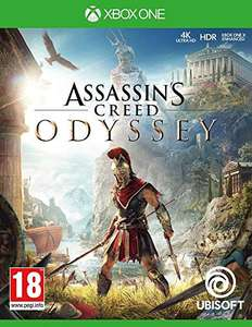 Assassin's Creed Odyssey sur Xbox One