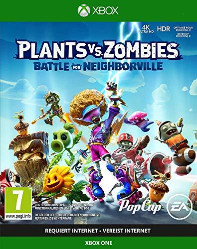 Plants vs Zombies : La bataille de Neighborville sur Xbox One