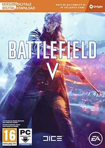 Battlefield V sur PC