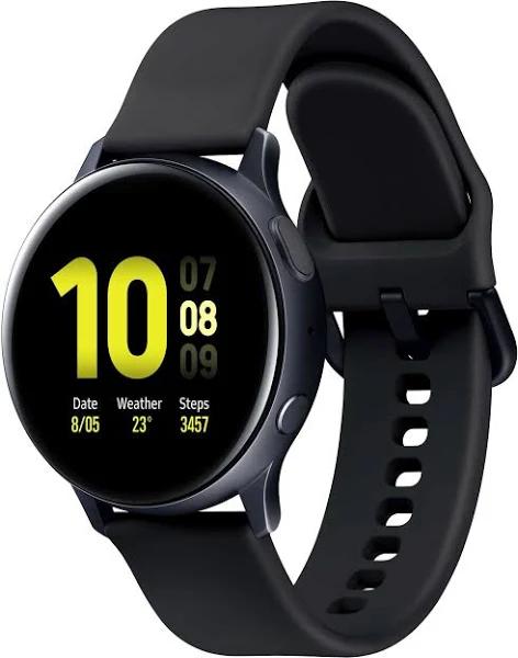 Montre connectée Samsung Galaxy Watch Active 2 (271,92€ avec le code BFSTART12)
