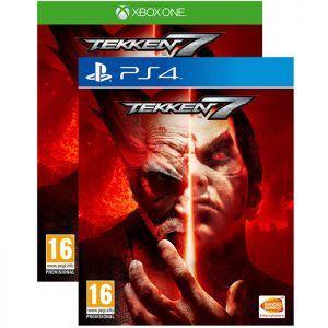 Jeu Tekken 7 sur PS4 ou Xbox One