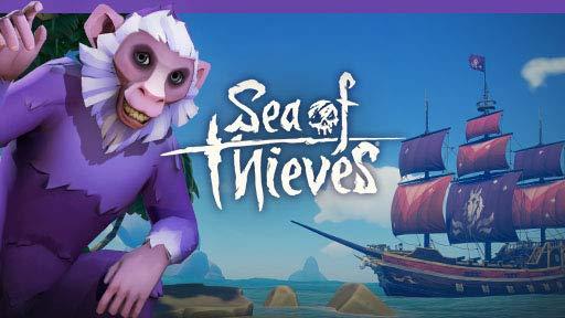 [Twitch Prime] Sea of Thieves : Pirate pack offert (Singe+Navire+Emotes) (Dématérialisé)