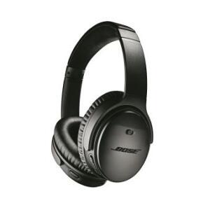 Casque audio sans fil Bose QuietComfort 35 - Noir à réduction de bruit active (Frontaliers Suisse)