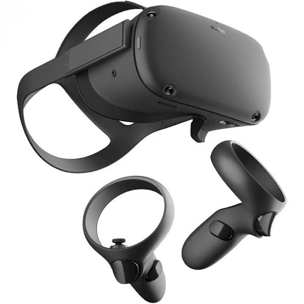 Casque de réalité virtuelle Oculus Quest - 64 Go (352.04€ avec le code BFSTART12)