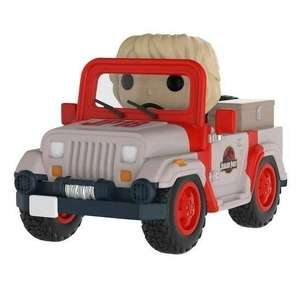 Figurine Funko Pop! - Jurassic Park - Ride Jeep