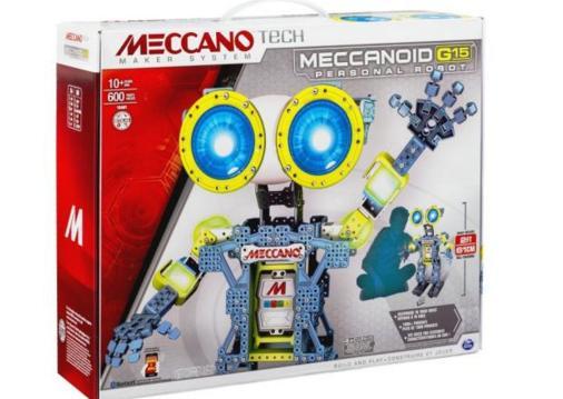 Robot Interactif Meccanoid G15 Meccano Tech