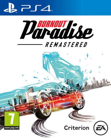 Burnout Paradise Remastered sur PS4