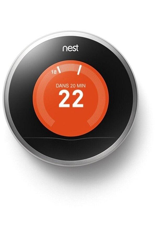 Thermostat connecté Nest Learning (3ème Gen)