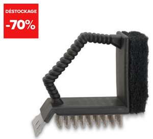 Brosse Nettoyante 3-en-1 Blooma pour Barbecues