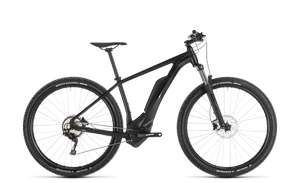 "VTT Electrique 27.5"" ou 29"" Cube Reaction Hybrid Pro 400 ou Black Edition 2019 - 500"