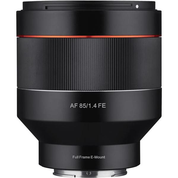 Objectif Samyang 85mm f/1.4 AF Monture Sony FE