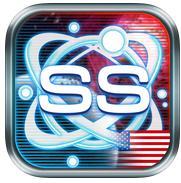 Sélection d'applications gratuites sur iOS - Ex : Space Station