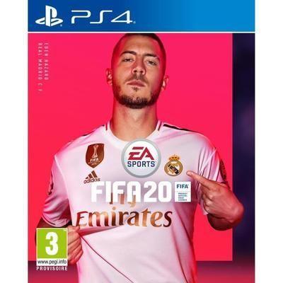 Fifa 20 sur Xbox One ou PS4