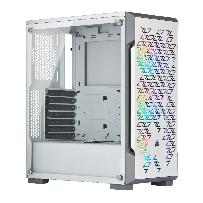 Boitier PC Corsair iCue 220T RGB Airflow (Via Coupon)