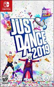 Just Dance 2019 sur Nintendo Switch