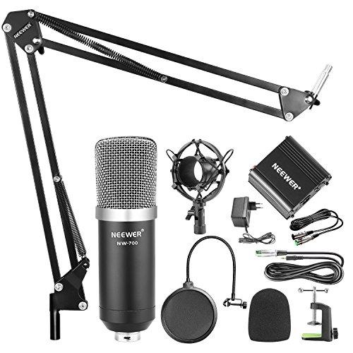 Microphone à Condensateur Neewer NW700 (Vendeur tiers)