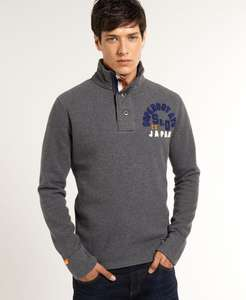 Pull Homme Superdry - Tailles M, XL, XXL