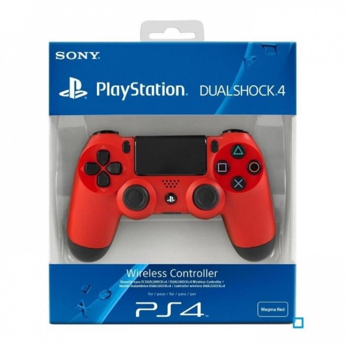 Manette Sony DS4 Dualshock 4 V2 pour PS4 (Les Ulis 91 / Paris 75012 / Rambouillet 78 / Ivry-sur-Seine / Créteil Soleil 94)
